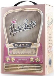 Bacchus Group Radio Boka Rose 3000ml