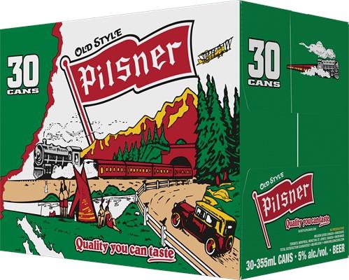 Molson Breweries 30C Pilsner 10650ml