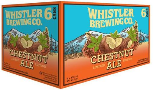Set The Bar Whistler Chestnut Ale 2130ml