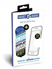 Gadget Guard iPhone XR Black Ice+ Sapphire Edition