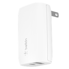 Belkin Boost Up Dual Port Wall Charger 30w / 6a