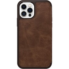 OtterBox - iPhone 13 Pro Max Strada Folio Leather Case