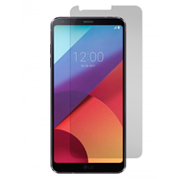 Gadgetguard LG G6 Black Ice Edition Tempered Glass Screen Protector