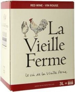 Charton-Hobbs La Vieille Ferme Rouge 3000ml