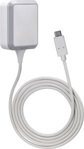 Ventev Essentials Wall Charger USB Type-C 2.1A 4ft Cable