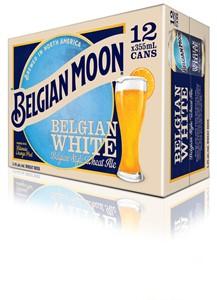 Molson Breweries 12C Belgian Moon White 4260ml