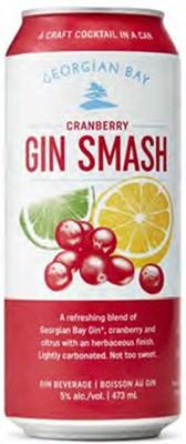 Georgian Bay Spririt Co. Georgian Bay Cranberry Gin Smash 473ml