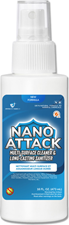 CrystalTech Nano Attack Multi-Surface Cleaner and Sanitizer 2oz