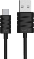 iWalk 6' microUSB Cable