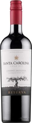 Charton-Hobbs Santa Carolina Reserva Cab Sauvignon 750ml