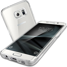Spigen Galaxy S7 Edge Liquid Crystal Case