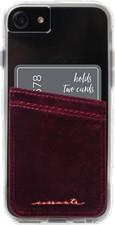 Case-Mate Velvet Pockets Card Holder