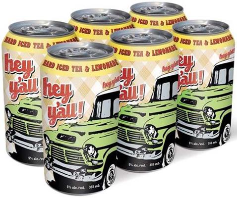 Set The Bar Hey Y'All Hard Iced Tea & Lemonade 2046ml
