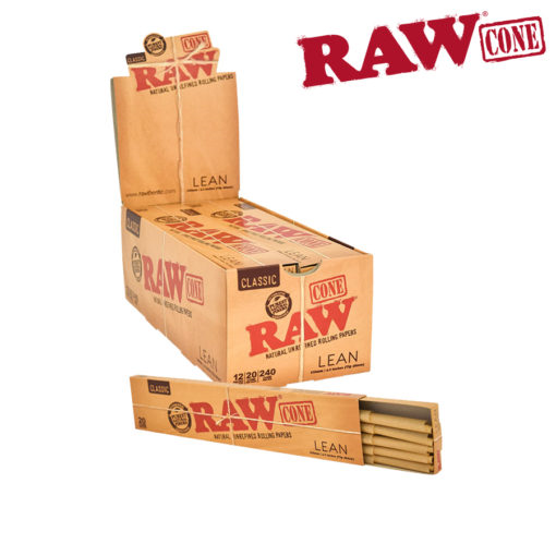 RAW, Classic, Pre-Rolled Cones