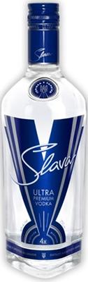 Wellington Estate Fine Wine & Spirits Slava Ultra Premium Vodka 750ml