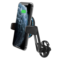Scosche Magicgrip Wireless Charging Freeflow Vent Mount 10w
