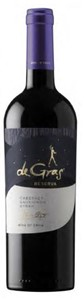 Trajectory Beverage Partners De Gras Reserva Cabernet Sauvignon Syrah 750ml