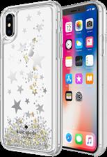 Kate Spade iPhone X Liquid Glitter Case