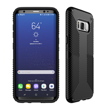 Speck Galaxy S8+ Presidio Grip Case