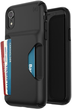 Speck iPhone XR Presidio Wallet Case