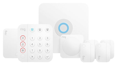 Ring Alarm Security Kit with Verizon LTE