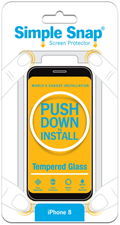 Simple Snap Tempered Glass Screen Protector
