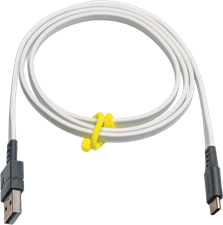 Ventev Charge/Sync Alloy Nite USB to USB Type-C 3ft Cable