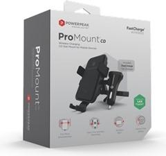 PowerPeak Wireless Car Mount - ProMount CD for CD slot