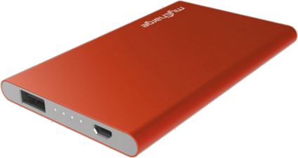 myCharge microUSB RazorPlus 3000mAh Backup Battery