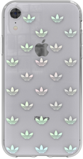 adidas iPhone XR Originals Clear Case