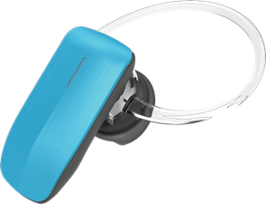 Quikcell Color Burst Mini Bluetooth Headset
