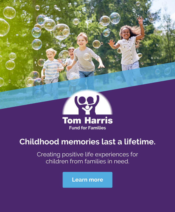 Learn more about how Tom Harris supports the communities we serve