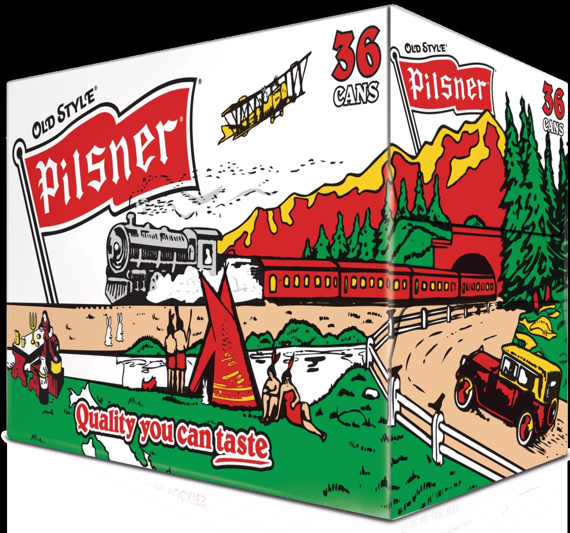 36C Pilsner 12780ml