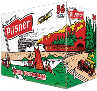 Molson Breweries 36C Pilsner 12780ml