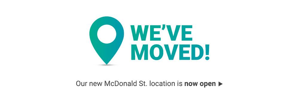 McDonald Street New Store