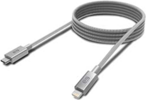 PureGear Lightning to USB-C Braided Charge and Sync Cable (180cm)
