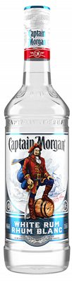 Diageo Canada Captain Morgan White 750ml