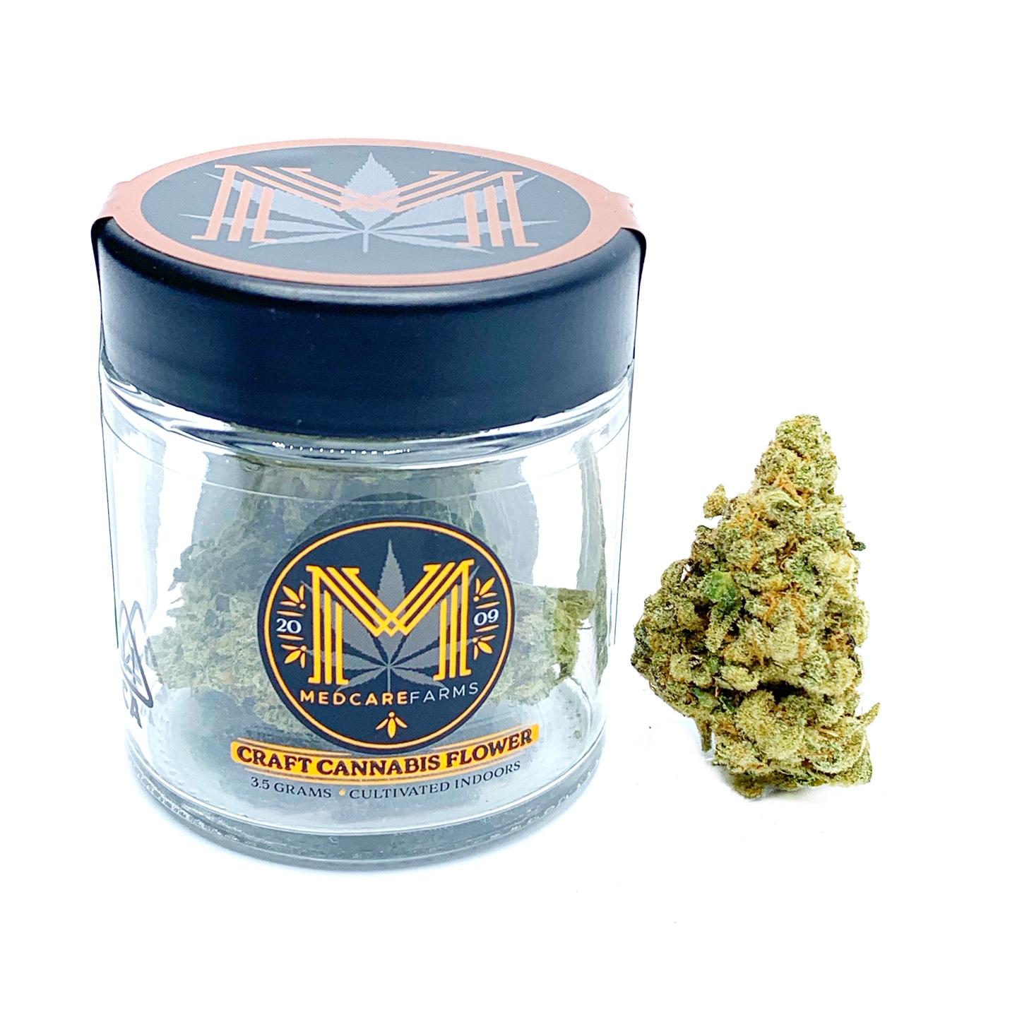 MedCare: Cookies & Cream 3.5g