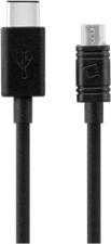 Cellet Micro-USB to USB Type-C Charge/Sync Cable