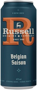 Russell Brewing Company Russell Brewing Belgian Saison 473ml