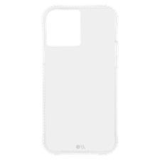 Case-Mate - iPhone 12 Mini Tough Plus Case - Clear