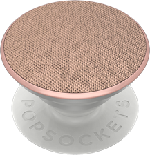 PopSockets Popgrips Swappable Saffiano Premium Device Stand And Grip