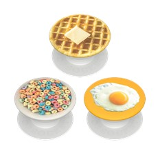 PopSockets PopMinis Food Grip Stand Three Pack