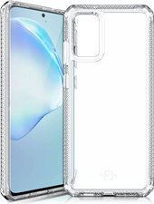 ITSKINS Galaxy S20 Plus Hybrid Clear Case