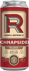 Russell Brewing Company Russell Brewing Schnapsidee Pilsner 1892ml
