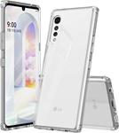 Blu Element - LG Velvet DropZone Clear Case