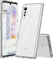 Blu Element LG Velvet DropZone Clear Case