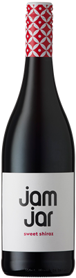 Authentic Wine & Spirits Jam Jar Sweet Shiraz 750ml