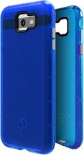 Nimbus9 Galaxy J7 (2017) Phantom2 Clear Case with Metallic Buttons