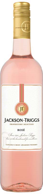 Arterra Wines Canada Jackson-Triggs Prop Select Rose 750ml